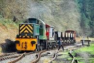 130420 - Dean Forest Railway 20/04/13