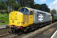 130427 - Mid Hants Railway Gala 26/04/13 & 27/04/13