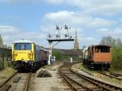140419 - Dean Forest Railway 18/04/14 & 19/04/14