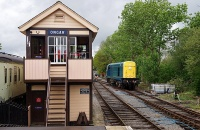 140426 - Epping Ongar Railway 26/04/14