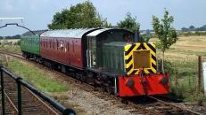130825 - Mangapps Farm Railway 25/08/13