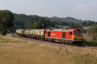 130825 - Taffy Tug Railtour 25/08/13
