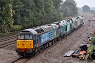 140801 - 0Z58 Liverpool to Crewe Gresty Bridge 01/08/14