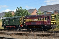 140803 - Great Central Railway Loughborough 03/08/14