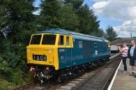140809 - D7076 East Lancashire Railway 09/08/14