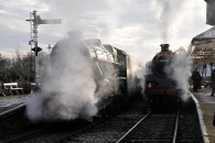 121208 - East Lancashire Railway 08/12/12