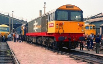 121212 - Class 58s - Easrly Years