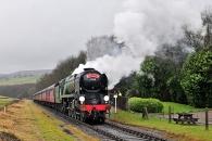 121220 - East Lancashire Railway 20/12/12