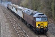 131203 - Class 56 Transfers 03/12/13