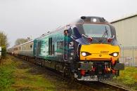 141227 - 68007 Mid Norfolk Railway 27/12/14