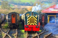 141230 - Gloucestershire-Warwickshire Railway 30/12/14