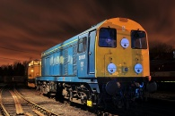 130201 - Barrow Hill Nightshoot 01/02/13