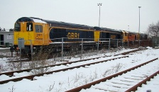 130125 - GBRf Peterborough 25/01/13
