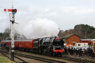 140125 - Great Central Railway Steam Gala 23/01/14-25/01/14