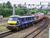 120721 - Crewe Area 21/07/12