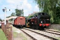 130721 - Dean Forest Railway 21/07/13