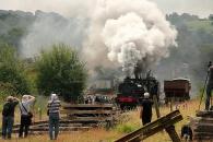 140720 - Foxfield Railway 20/07/14