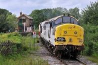 120623 - Wensleydale Railway 23/06/12