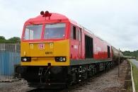 120627 - Class 60s June 2012