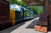 130615 - 37240 Llangollen Railway 15/06/13