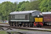 130616 - Peak Rail 16/06/13