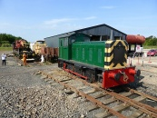 140601 - Aln Valley Railway 01/06/14