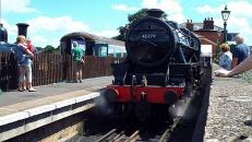 140608 - Epping Ongar Railway 08/06/14