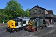 140608 - Keighley & Worth Valley Railway Gala 06/06/14-08/06/14