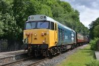 140629 - 50015 East Lancashire Railway 29/06/14