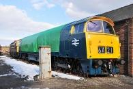 130330 - Midland Railway Centre 30/03/13