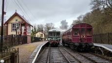 140302 - Churnet Valley Railway 02/03/14