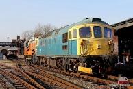 140313 - Bluebell Diesels 13/03/14