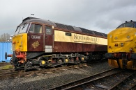 140322 - Crewe Heritage Centre DRS Event 22/03/14