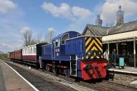 120506 - Embsay & Bolton Abbey Railway 06/05/12