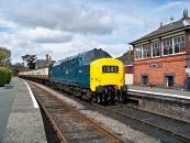 120513 - 37240/Llangollen Railway 13/05/12