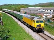 120513 - Swanage Railway 11/05/12 - 13/05/12