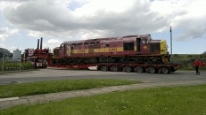 120514 - 37405 Transfer to Barrow Hill 14/05/12