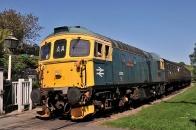 120525 - KWVR Diesel Gala 25/05/12