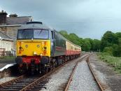 120531 - Wensleydale Railway 31/05/12