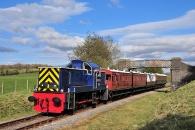 130504 - Embsay & Bolton Abbey Railway 04/05/13
