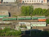 130523 - North Korean Locomotives, Pyongyang May 2013