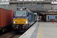 140530 - 68004 Class 68 Debut 28/05/14 & 30/05/14