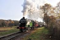 121118 - East Lancashire Railway 18/11/12