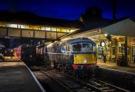 131105 - Llangollen Railway 04/11/13 & 05/11/13