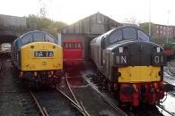 141115 - East Lancashire Railway 15/11/14