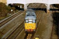141124 - 0Z47 Burton to Taunton 24/11/14
