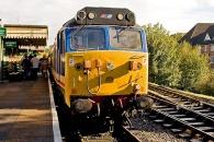 121013 - 50027 Mid Hants Railway 13/10/12