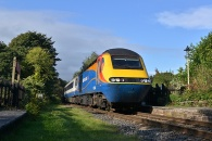 131012 - EMT HST to the ELR 12/10/13
