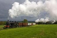 131013 - Foxfield Railway 11/10/13 & 13/10/13