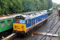 131013 - Mid Hants Railway 13/10/13